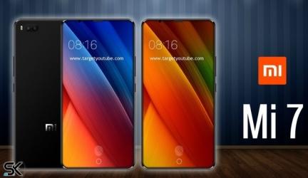 Xiaomi Mi7 – новые утечки