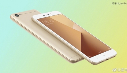 Xiaomi Redmi Note 5A уже на подходе