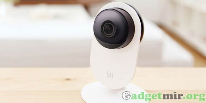 Xiaomi XiaoYi умная IP камера [Обзор]