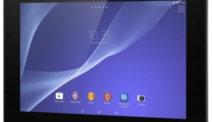 Стоимость планшета Sony Xperia Z2 на американском рынке составит $499