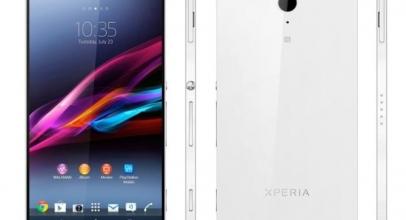Состоялся официальный анонс флагмана Sony Xperia Z2 [MWC 2014]