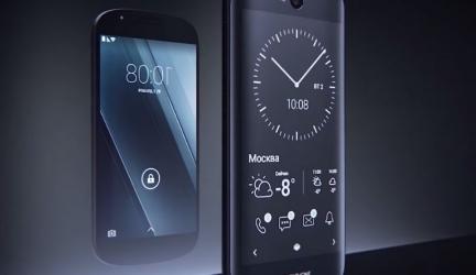 Когда одного мало: новые смартфоны YotaPhone 3 имеют два дисплея