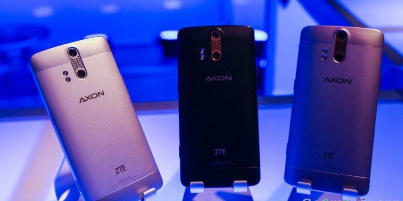 ZTE Axon официально анонсирован, краткий обзор