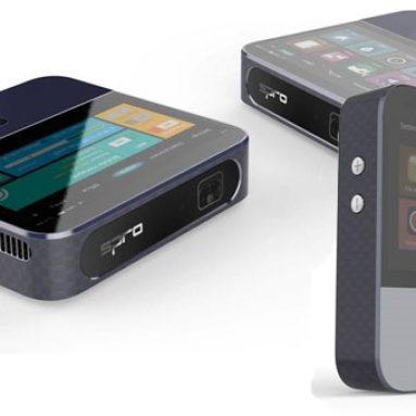 Анонсирован старт онлайн продаж ZTE Spro 2 — портативного мини проектора
