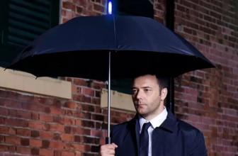 TARAbrella – зонт, предсказывающий дождь
