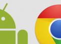 Как включить крупные значки на странице быстрого запуска Chrome (Android)