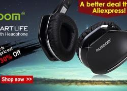 Bluetooth-наушники AUSDOM, более выгодного предложения не найти!