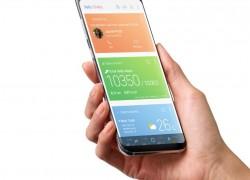 На Samsung Galaxy S8 и S8+ теперь доступно приложение Bixby