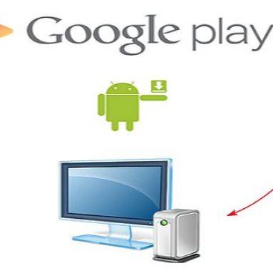 Как скачать .apk приложение из Google Play маркета на компьютер