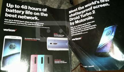 Технические характеристики Motorola Droid Turbo 2 и Maxx 2 [утечка]
