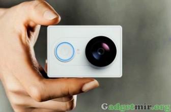GoPro отдыхает, экшн-камера Xiaomi Yi – лучший конкурент в своем роде.