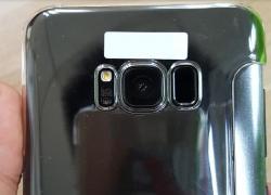 Galaxy S8 получит сканер отпечатка пальца на задней крышке, а не фронтальной! Но, почему?