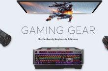 Большое предложение по клавиатурам и мышкам для геймеров!