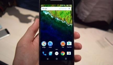Как включить пробуждение двойным тапом (double tap to wake) на Nexus 6P