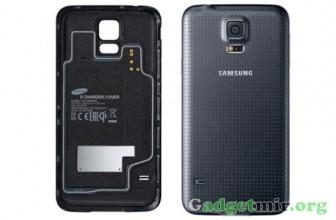Galaxy S5 – задняя крышка для беспроводной зарядки