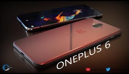 OnePlus 6 показался на видео