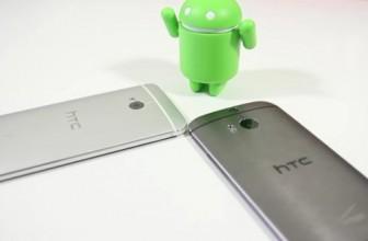 HTC One M8 GPE и M7 GPE получили обновление до Android 5.0.1