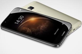 Официально представлен Huawei G7 Plus – 5-дюймовый экран 1080p, 13 Мп камера