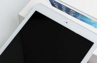 Технические характеристики и фото еще не презентованного iPad Air 2 от Apple