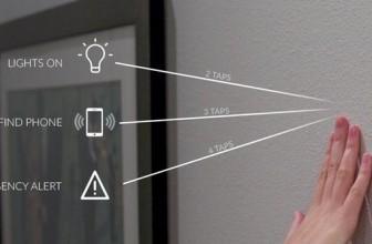 Knocki — пульт дистанционного управления на любой поверхности
