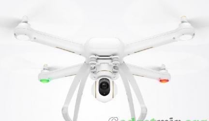 Xiaomi Mi Drone – недорогой модульный беспилотник