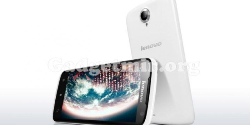 Lenovo S820 – во всей своей красоте