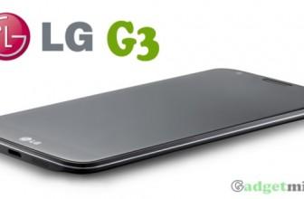 Стали известны некоторые спецификации LG G3 (LG- LS990)