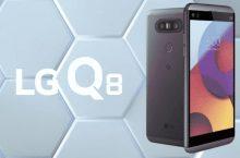 Анонсирован LG Q8 – уменьшенная копия LG V20