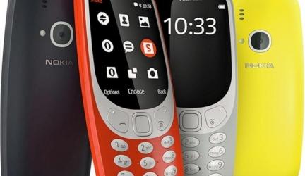 10 причин, по которым Вам может понравиться новый Nokia 3310