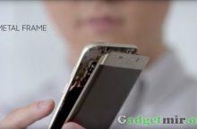 Samsung продемонстрировал оборудование Galaxy S6 Edge+ и его распаковку [Видео]