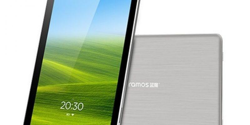Ramos K100: восьмиядерный планшет с 10,1-дюймовым Full HD экраном