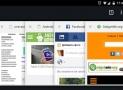 Как включить отображение вкладок внутри Chrome, а не в виде окон в списке приложений