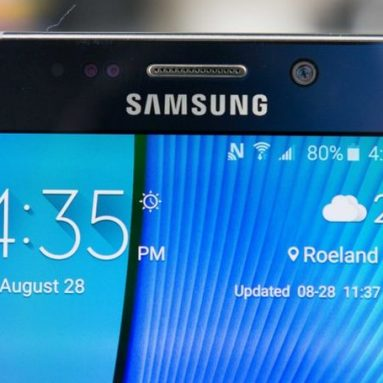 Project Lucky — это кодовое имя Samsung Galaxy S7