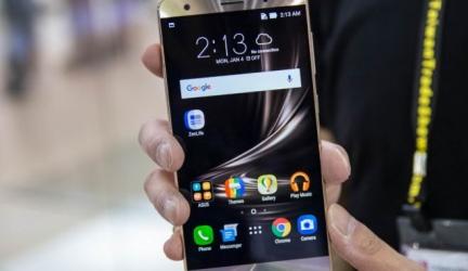 Asus Zenfone 3 Deluxe получает последнюю версию процессора Snapdragon 821