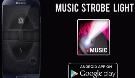 Диодный стробоскоп для Android