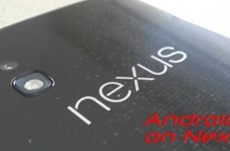 Скачать образ прошивки Android 5.0 Lollipop для Nexus 4