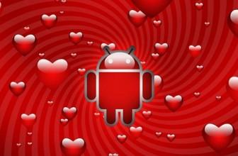 Приложение «День Святого Валентина» для Андроид