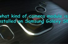 How to find out in 5 minutes, what kind of camera module is installed on Samsung Galaxy S8/S8+