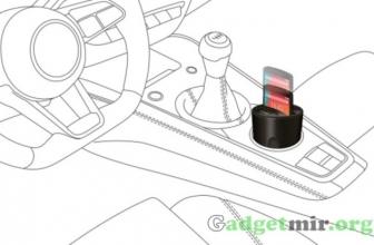 Zens Qi – беспроводная зарядка для подстаканника в вашем автомобиле